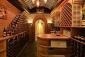 长沙红酒柜,红酒展示柜,定制红酒展柜